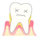 歯周病で歯がぐらぐら